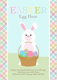 Easter Easter Egg Hunt Invitation