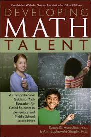 selected books on math acceleration