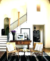 Entry Hall Ideas Decorating Table