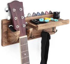 17 best guitar wall hangers mounts in