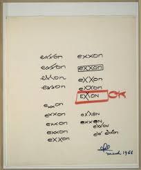 Exxon Logo Designer Raymond Loewy The Man Who Designed Everything Raymond
