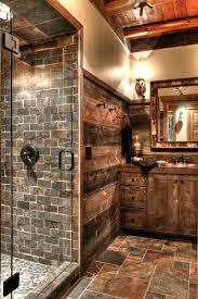 rustic bathroom ideas pinterest. Plain Ideas Rustic Bathroom Pictures Stone Lodge Featuring A Edged Mirror  Ideas Pinterest  To Rustic Bathroom Ideas Pinterest O