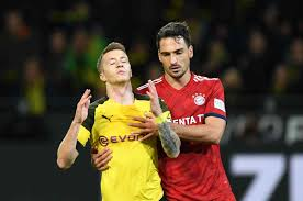 The central midfielder's contract expires in 2022 and the competition is heating up as hoffenheim could be feeling some pressure to sell the prospect before he can. Fc Bayern Munchen Gegen Borussia Dortmund Denkwurdige Duelle