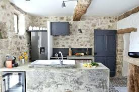 kitchen wall ideas kitchen design ideas with stone walls one wall kitchen ideas uk