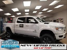New 2019 Ram 1500 SCA Performance Black Widow Lifted Truck ...