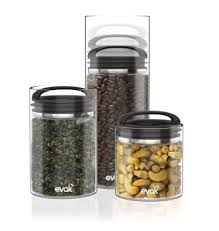 nlr evak glass food and herb storage container 46 oz