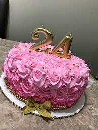 Latest Birthday Cake Design 2017 24th Birthday Cake 24th Birthday Cake Birthday Cake For