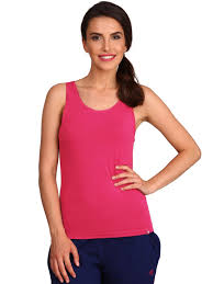 Jockey Women Camisoles And Tops Ruby Tank Top