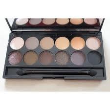 sleek makeup lidschatten palette i divine au naturel eur 8 79 eur