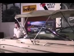 how to install your bimini top