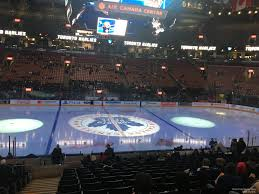Scotiabank Maple Leafs Seating Chart Scotiabank Arena Section 119 Toronto Maple Leafs