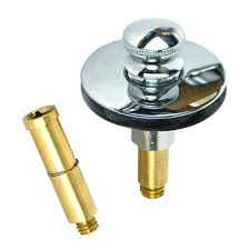 watco push pull bathtub stopper with 38 in to 516 in pin adapter with regard to