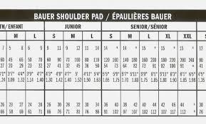 Bauer Vapor Size Chart 61 Explanatory Ice Hockey Skate Size Chart