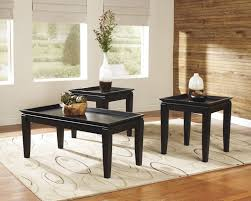 black rectangle coffee table. Black Rectangle Rustic Wooden Cheap End Tables And Coffee Table Sets With Glass Top I