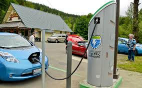 The Electric Vehicle Road Trip Test Motor Trend