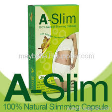 A-Slim 100% Natural Weight loss Capsule,herbal weight loss product ...