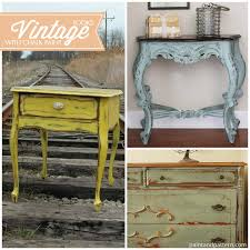 Chalk Paint Furniture Styles Beyond the Shabby Chic Look