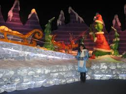 How the Grinch Stole Christmas: an ICE! sculpture exhibit by ...