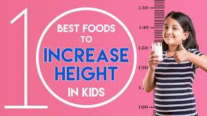 10 Best Foods To Increase Height In Children