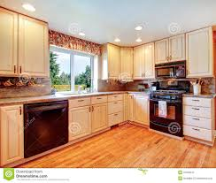 kitchen room. royaltyfree stock photo download simple warm colors kitchen room