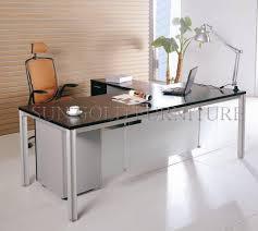 executive office table design. Fashion L-Shape Executive Office Table Design With Aluminium (SZ-ODT622) E