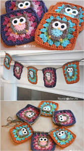Owl Afghan Crochet Pattern Free Magnificent Design Inspiration