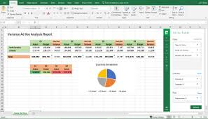 Excel Slice Theme Vena Solutions Deepens Ad Hoc Analysis In Quarterly Release With