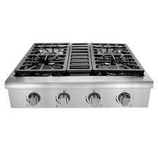 Porcelain Coated Oven Racks Kucht ProStyle 100 in 100100 cu ft Natural Gas Range in Stainless 16
