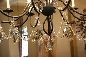 how to make crystal chandelier stunning make a crystal chandelier collection including necklace crystals pictures diy