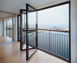 17 stunning ways to use bi folding doors in living rooms