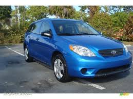 TOYOTA MATRIX - Review and photos