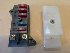motorcycle fuses fuse boxes 1982 suzuki gs1100e gs750 gs850 gs1150 fuse block box gs 1100 750 e es d5