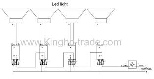 embedded led down light from manufacturer zhejiang sino wiring diagram for 1 pc connection of dimmable recessed led downlight