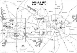 printable travel maps of the southwest & texas travel maps Map Fort Worth Texas downtown dallas map and guide and texas travel maps including dallas, map fort worth texas area