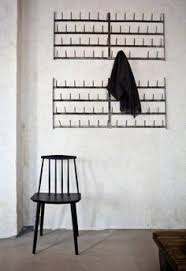 Restaurant Coat Racks Höst Copenhagen Denmark Norm Architects Restaurant Bar 98