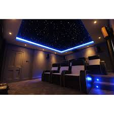 Home Theater Seating Led Lighting Firstlight Fibre Optic Ceiling Star Led Light Twinklers