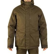 Теплая <b>водонепроницаемая куртка</b> для охоты 500 <b>SOLOGNAC</b> ...