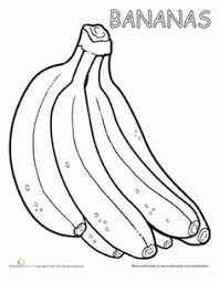 Small Picture Banana in Spanish Spanish Spanish worksheets and Worksheets