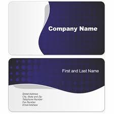 Blank Business Card Template Psd Best Business Cards Templates