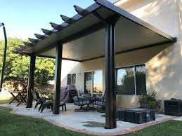 aluminum patio cover kit aluminum lovely alumawood patio cover cost for large size of aluminum