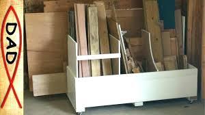 lumber storage cart lumber storage cart plans wood storage carts s wood storage cart odd lumber lumber storage