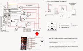 my knight rider 2000 project my k i t t s voice projection unit and Amp Wiring Diagram my k i t t s voice projection unit and switch pods buttons wiring over view