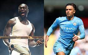 Stormzy brings out Manchester City ...