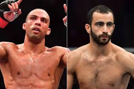 It aired on espn and streamed on espn+. Ufc Working On Edson Barboza Vs Giga Chikadze Headliner For Aug 28 Event