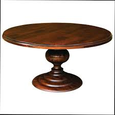 ideal round pedestal coffee tables