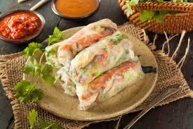 Stephanie Alexander Kitchen Garden Foundation Live Better Vietnamese Rice Paper Rolls Recipe