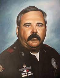 Senior Corporal Billy Walter Daugherty, Dallas Police Department, Texas