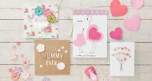 4 Easy Mothers Day Cards To Make Hobbycraft Blog