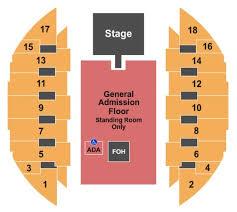 Veterans Memorial Arena Seating Chart Brown County Veterans Memorial Arena Tickets In Green Bay