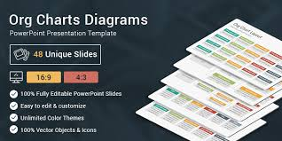 Google Slides Org Chart Org Charts Diagrams Google Slides Presentation Template